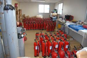 CGS Location Vente Réparation Extincteurs & Radeau Survie