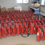 extincteurs cgs marine location vente réparation radeau survie semi rigide