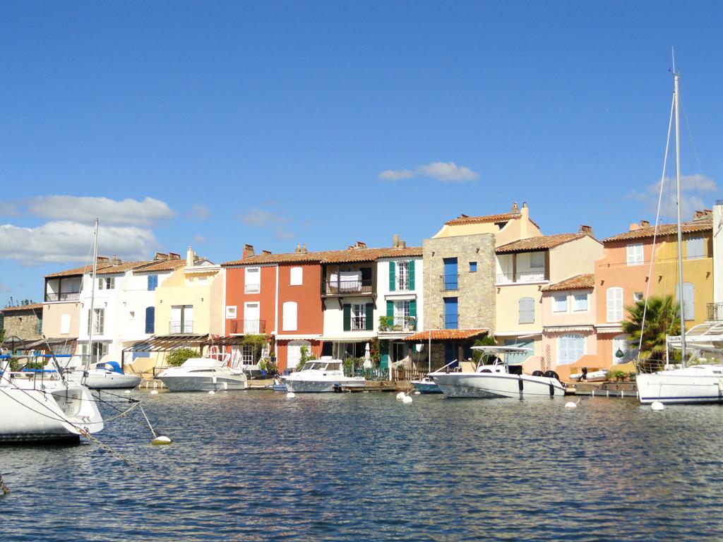 Les coches d 39 eau port grimaud visite de la cit lacustre - Visiter port grimaud ...
