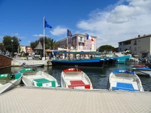 Location de barques électriques